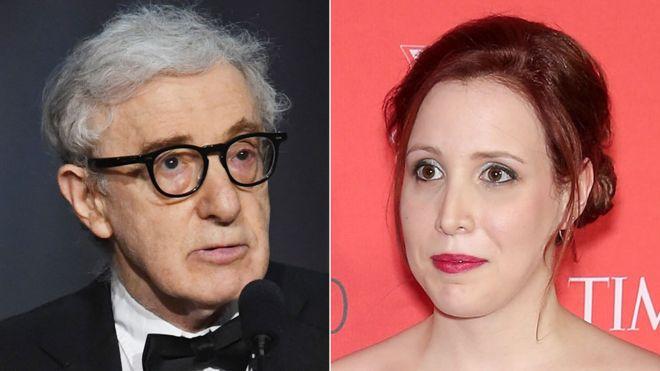 'Por que campanha contra assédio poupou Woody Allen?', questiona filha que o acusa de abuso sexual há anos