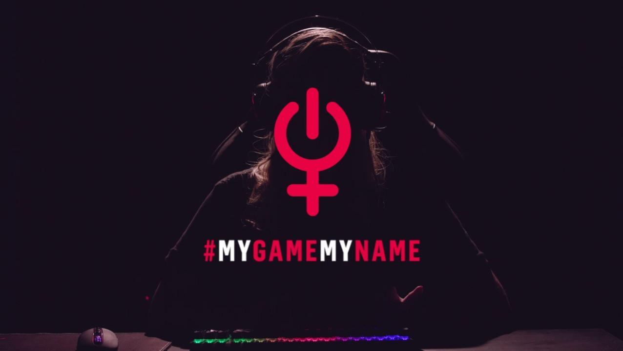 Campanha #MyNameMyGame combate abuso às mulheres gamers