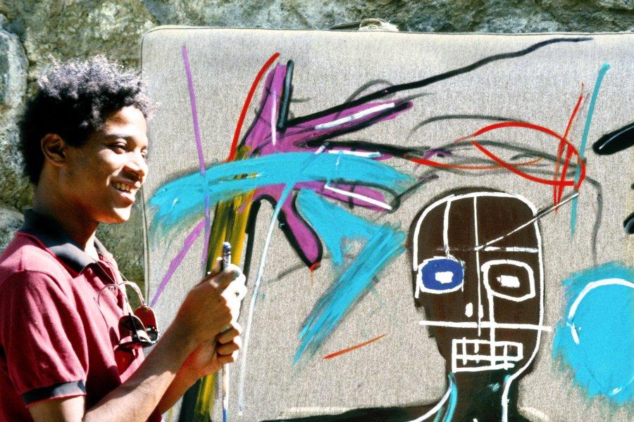 Vida e arte de Basquiat vão se transformar em um musical na Broadway