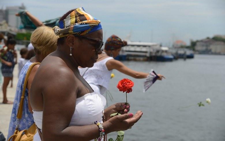 A devoção a Iemanjá nos cultos de matriz africana é parte da resistência ao racismo que vai além da religião (TOMAZ SILVA/ABR)