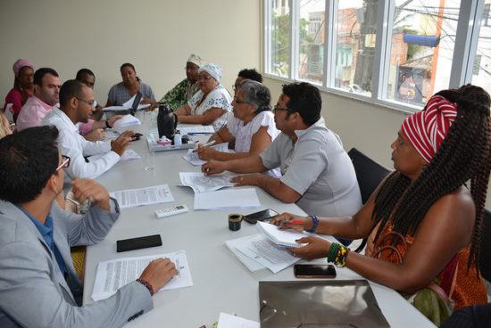 Prefeitura discute geomapeamento dos terreiros e criação do Projeto Quilombos Urbanos de Alagoinhas