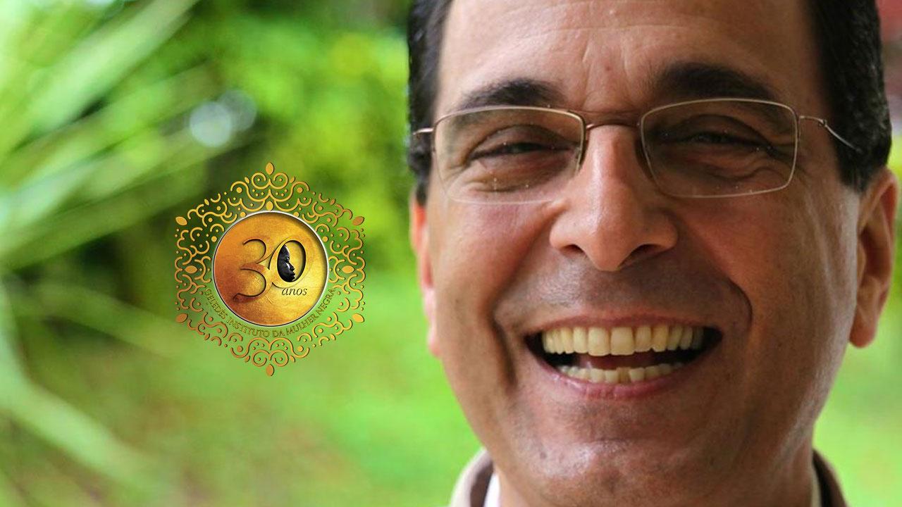 #Geledes30anos - Iradj Eghrari: