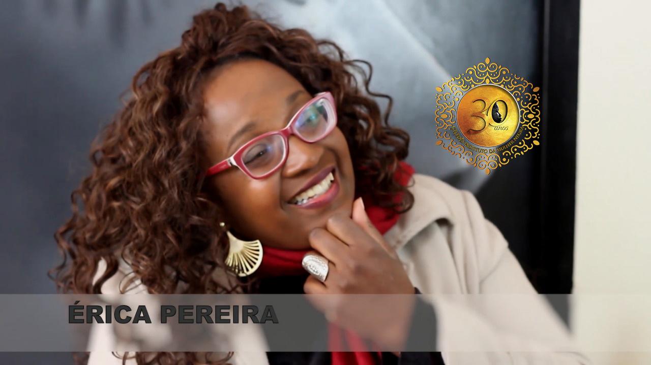 #Geledés30anos - Érica Pereira: Construindo uma carreira