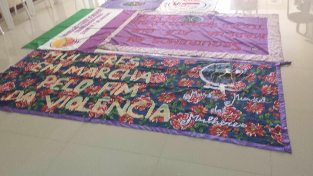 Alagoas: ato unificado marca o Dia Internacional da Mulher