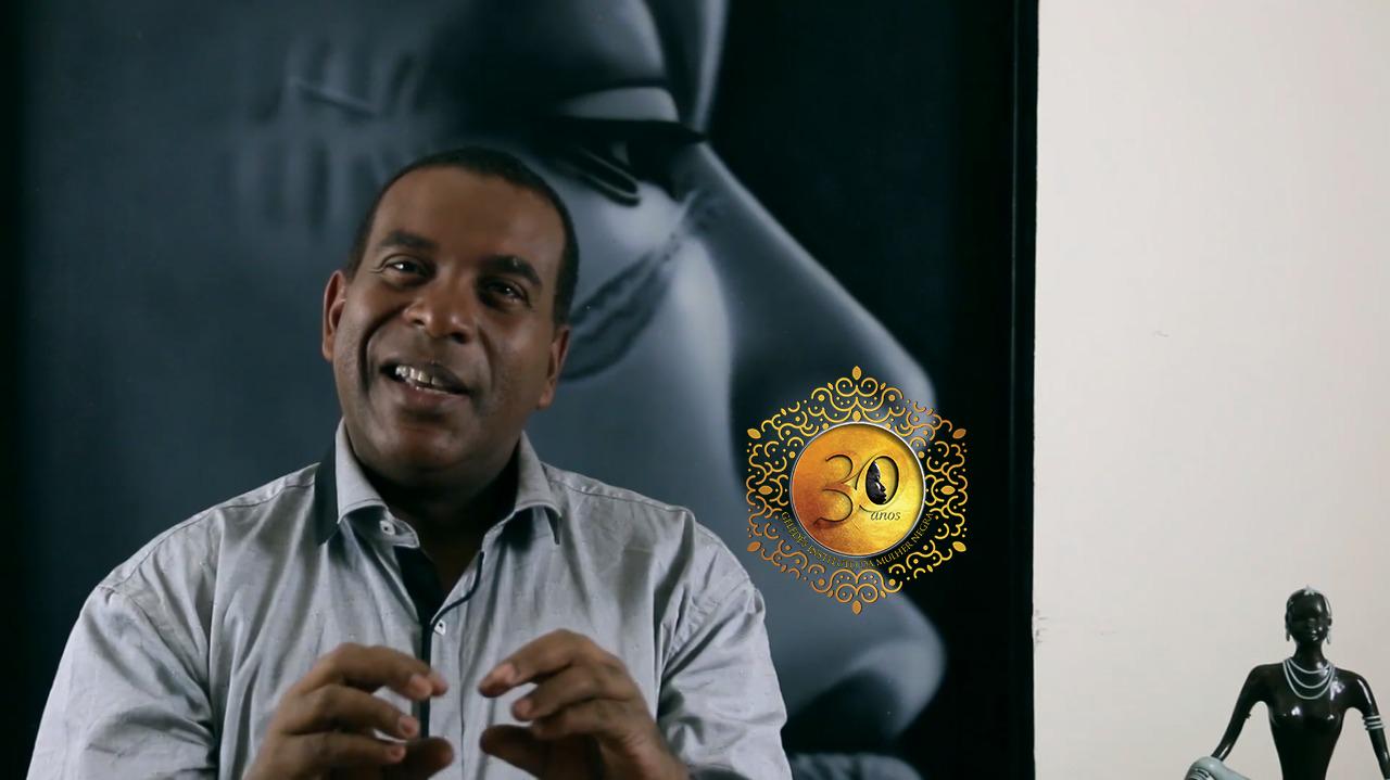 """#Geledes30anos - Antônio Carlos """"KK"""" dos Santos Filho: Entendendo o feminismo e a paternidade"""