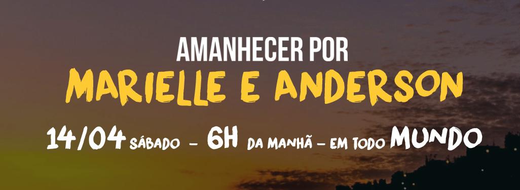 (Foto: Divulgação/ Amanhecer por Marielle e Anderson)