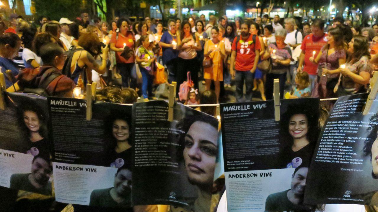 A morte de Marielle nos editoriais dos grandes jornais