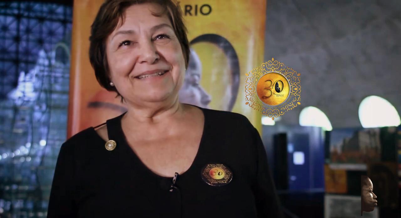 #Geledes30anos - Angélica de Maria Mello de Almeida: