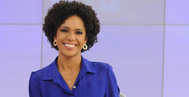 Jornalista Luciana Barreto ganha prêmio 'Sim à Igualdade Racial'