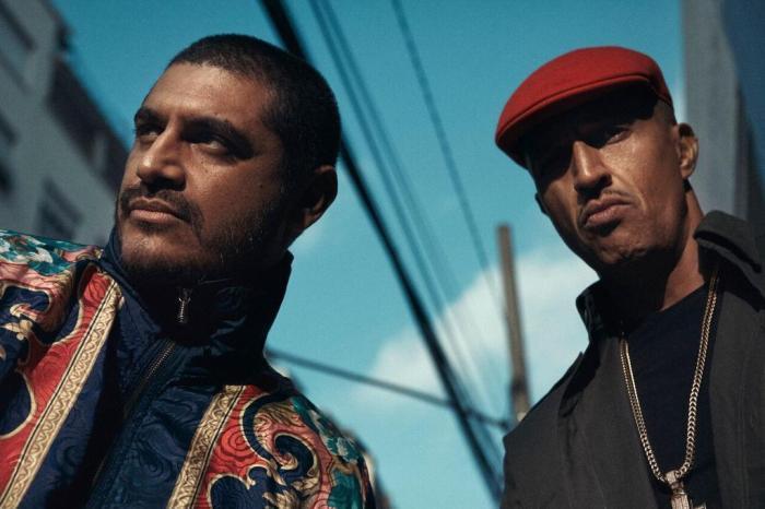 Mano Brown e Criolo mostram no palco o mesmo Brasil triste