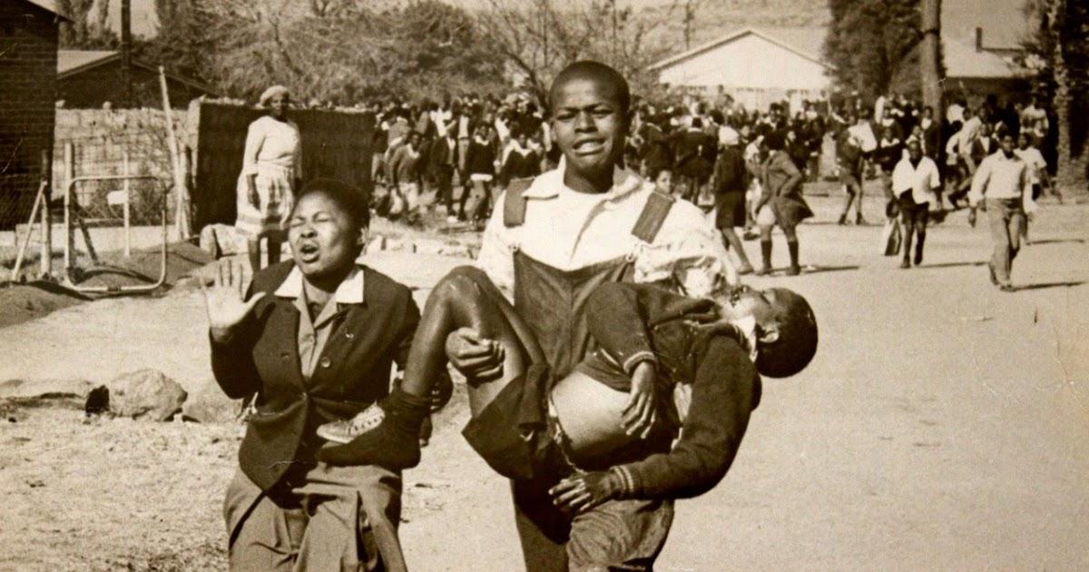 Hector Pieterson, Soweto, 1976 - Sam Nzima