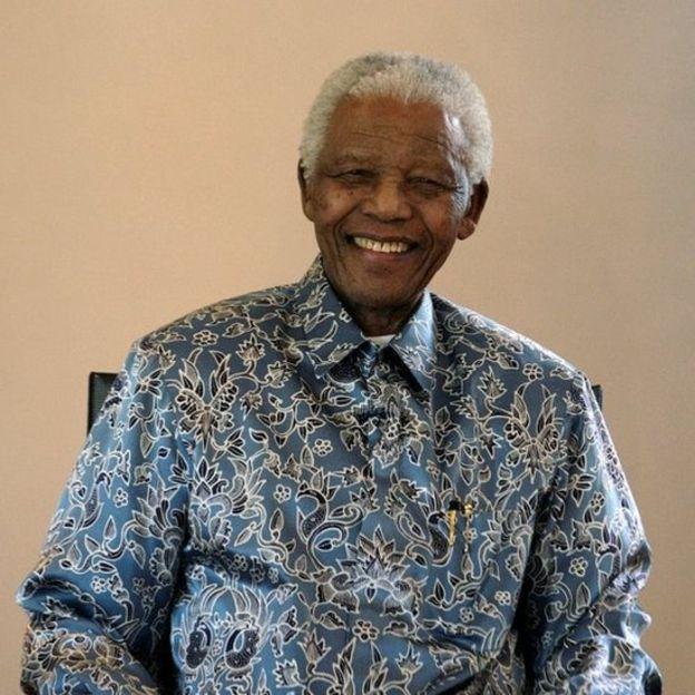 O líder sul-africano Nelson Mandela passou 27 anos preso, período em que escreveu cartas sobre sua vida e ideias (REUTERS)
