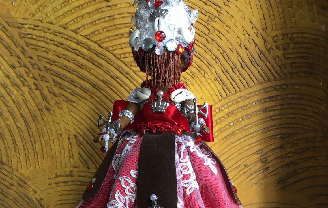 'Orixás' reúne obras do artista Miguel Angelo sobre as religiões de matriz africana