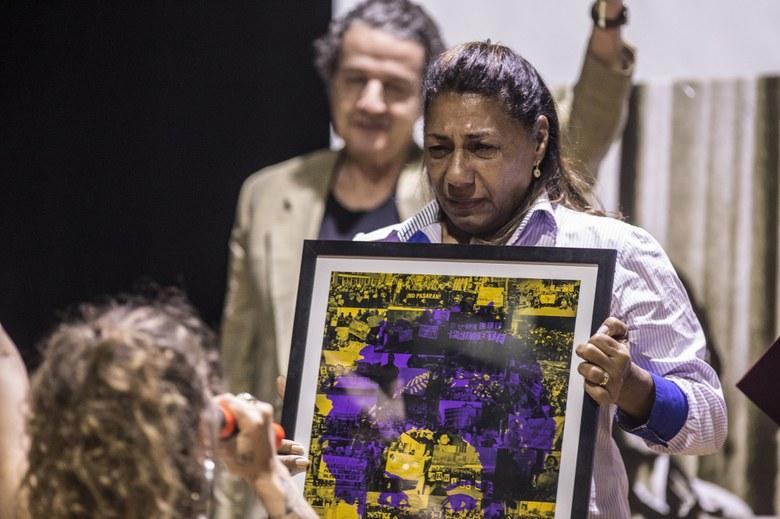 Marinete da Silva, mãe de Marielle, passa a integrar Comissão da Mulher da OAB-RJ