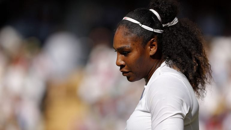 """Serena Williams deixou uma mensagem a todas as mães. """"Se eu consegui, elas também conseguem"""""""