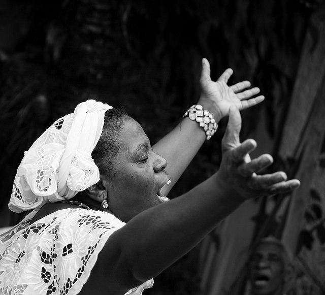 Mãe Luizinha de Nanã denuncia racismo religioso e omissão do estado brasileiro / Arquivo Pessoal