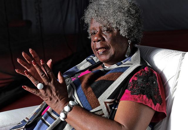 Conceição Evaristo garante que sua história é uma exceção a regra, em um país marcado pelo racismo estrutural