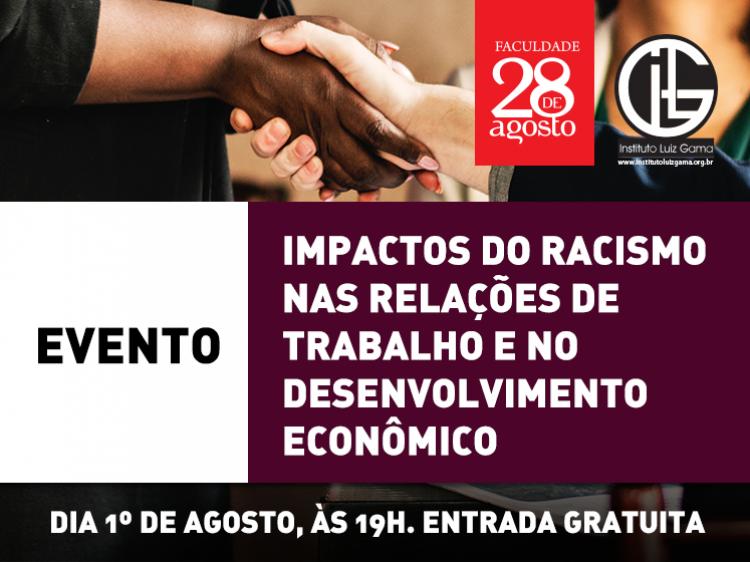Evento discute o impacto do racismo nas relações de trabalho