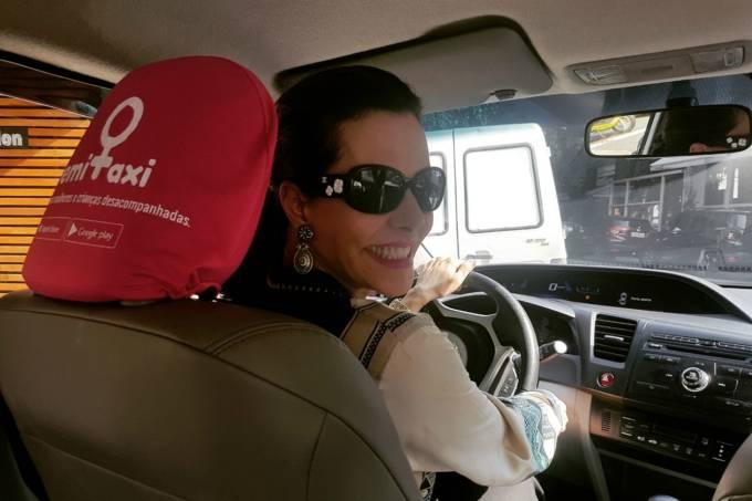 """Contra assédio no transporte, """"Uber"""" só para mulheres chega a empresas"""