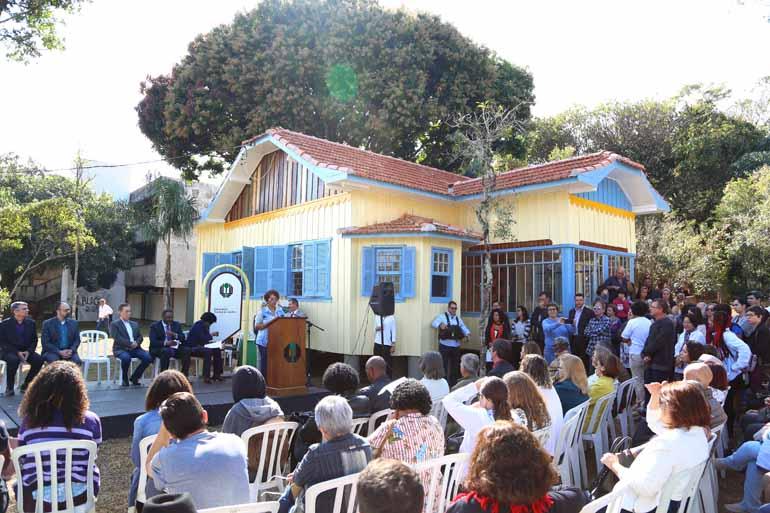 Sede do Neab homenageia Ya Mukumbi