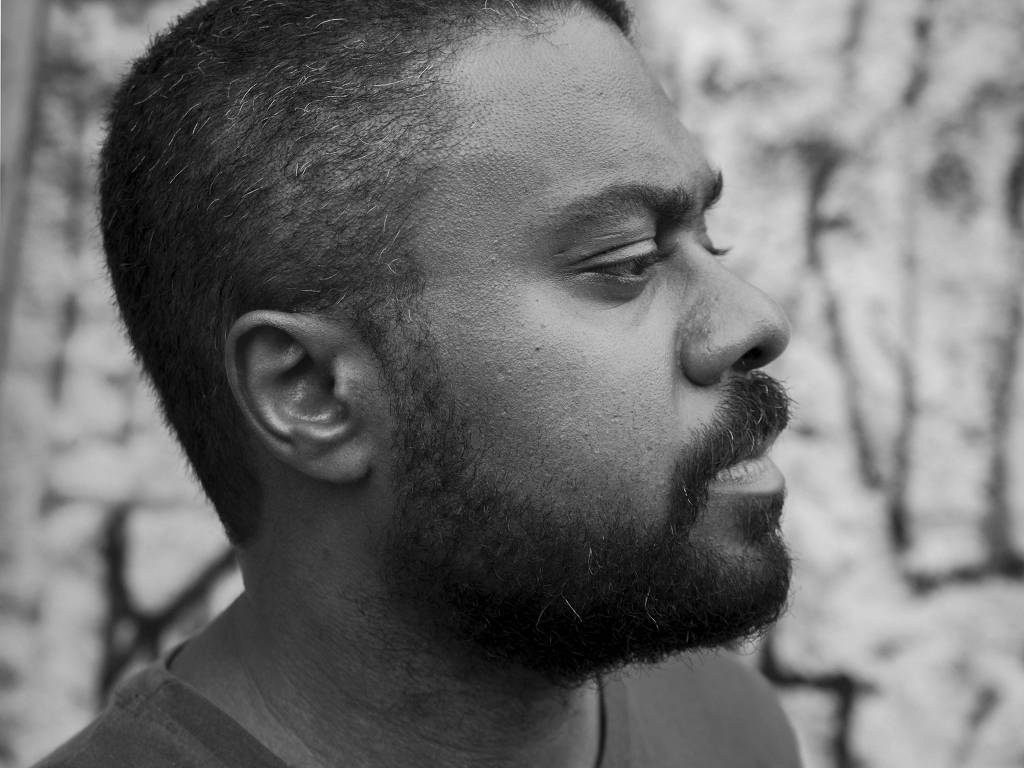 O quadrinista brasileiro Marcelo D'Salete - Rafael Roncato/Divulgação