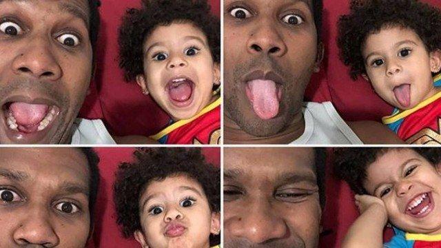 Ator de 'Malhação', André Luiz Miranda relata racismo sofrido pela filha de 2 anos