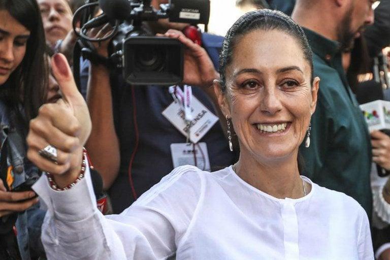 Mulheres conquistam a política no México