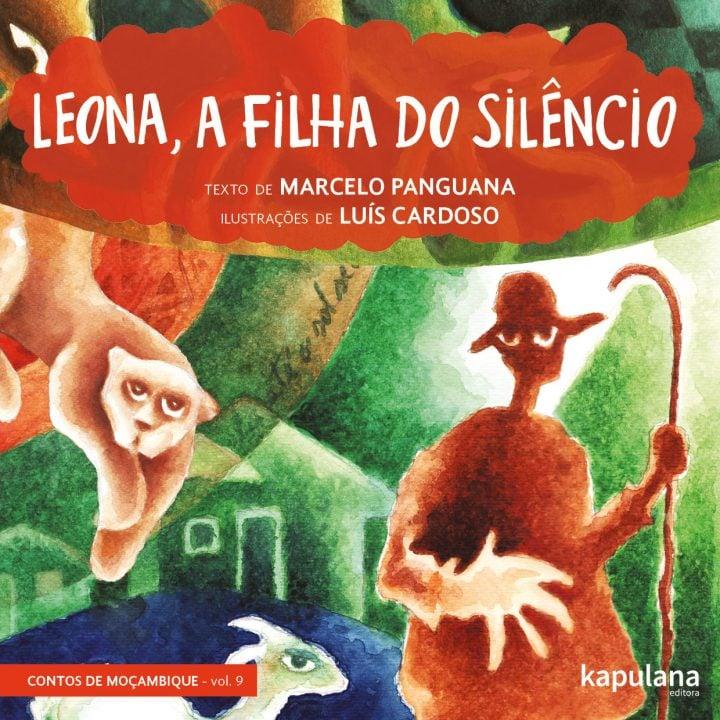 """Kapulana lança em agosto """"Leona, a filha do silêncio"""", nono volume da série """"Contos de Moçambique"""""""