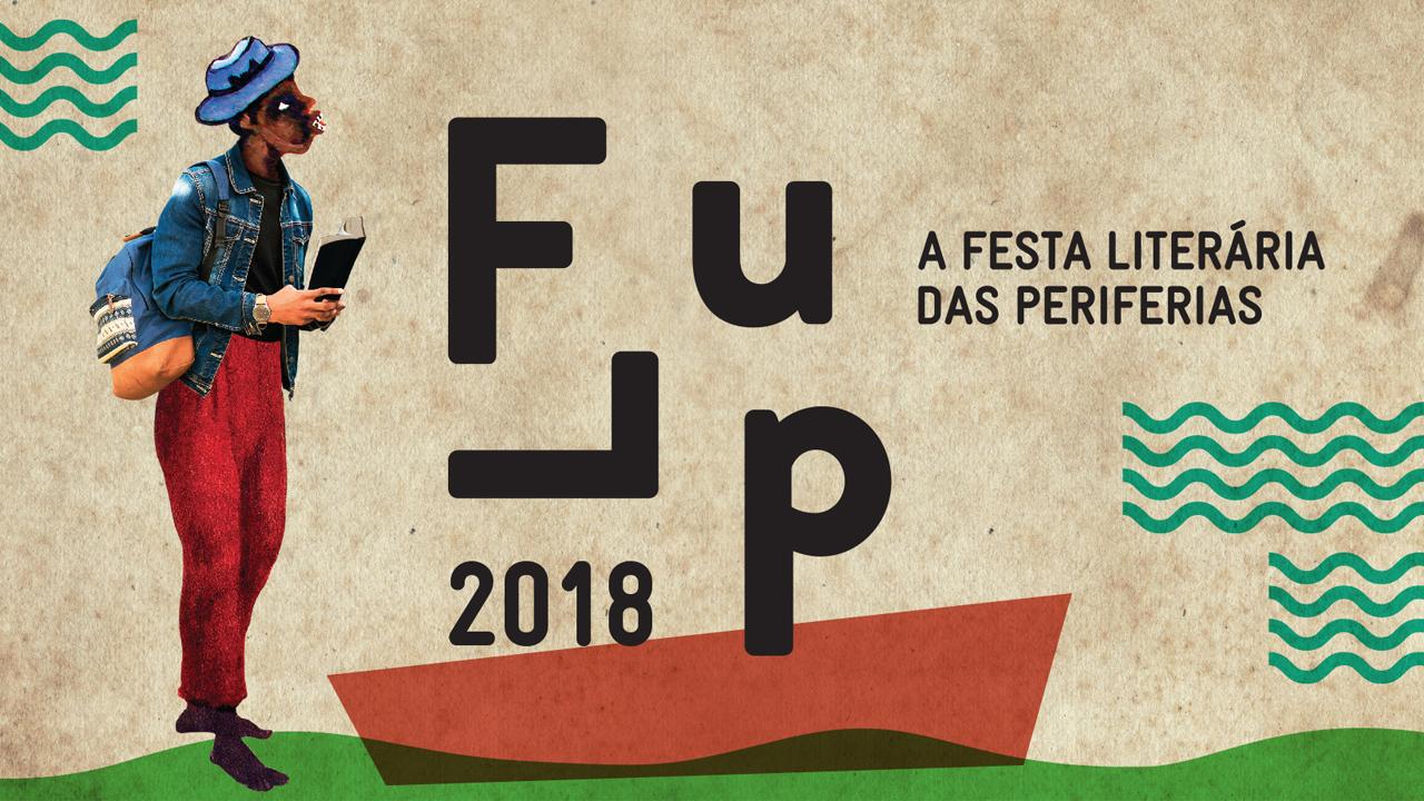 A FLUP - Festa Literária das Periferias denuncia o genocídio dos jovens negros brasileiros