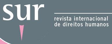 Chamada de textos - Sur - Revista Internacional de Direitos Humanos