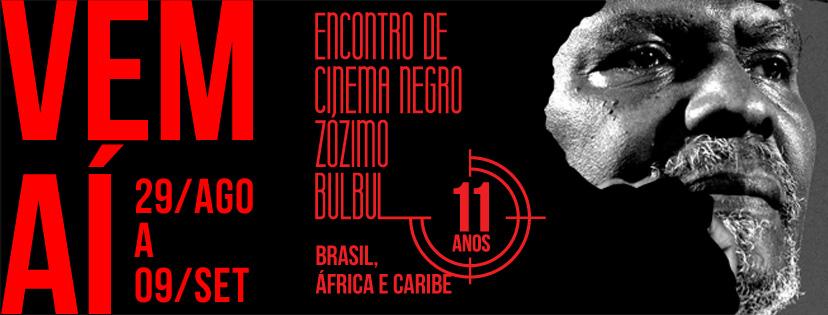 'Encontro de Cinema Negro Zózimo Bulbul' exibe mais de 90 filmes