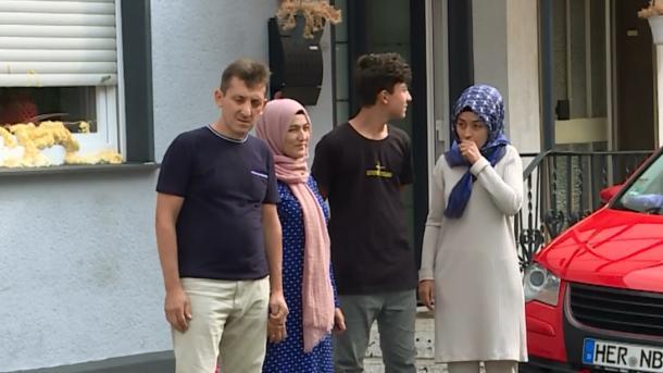 O apoio turco às vítimas do racismo na Alemanha