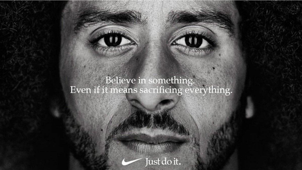 A mensagem por trás do novo comercial da Nike protagonizado por Colin Kaepernick