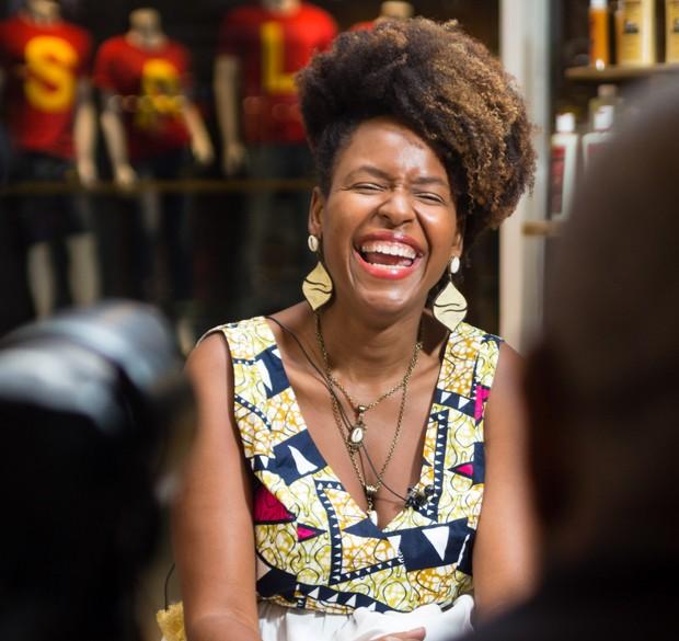 Sheila, fundadora da Makeda Cosméticos (Foto- Marino Mirante : Divulgação)