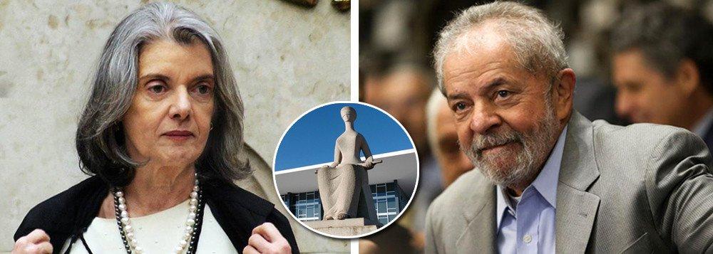 Lula vai ao STF para que seja cumprida determinação da ONU sobre sua candidatura
