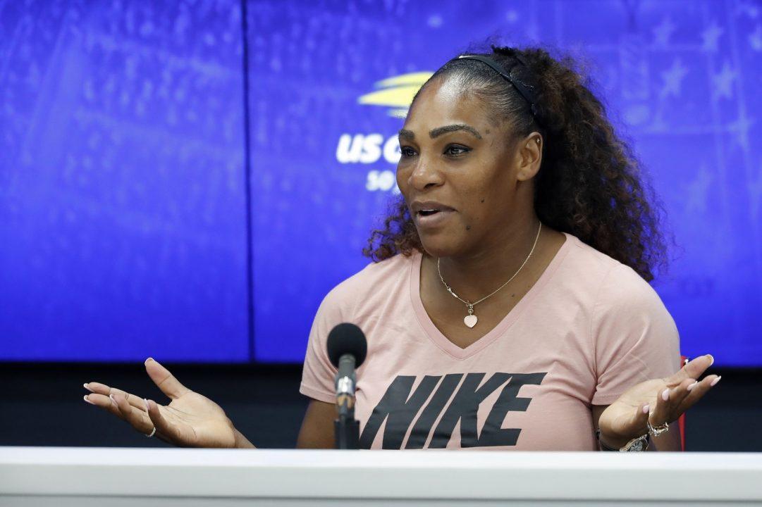 Serena estrela campanha que defende mulheres contra abuso financeiro de companheiros