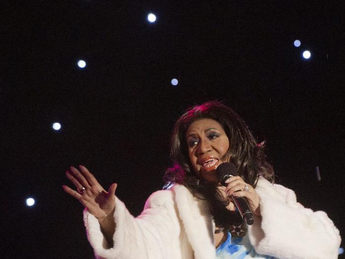 Disco traz compilação dos hits de Aretha Franklin