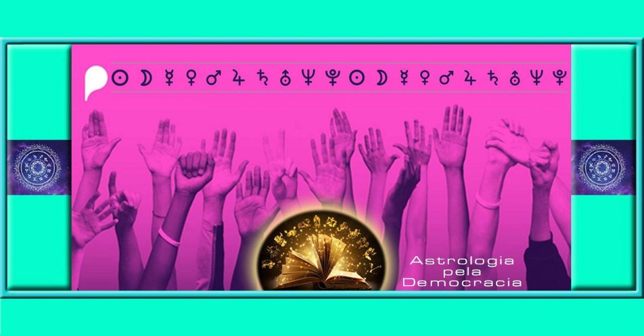 Profissionais e Estudantes de Astrologia em Defesa da Democracia