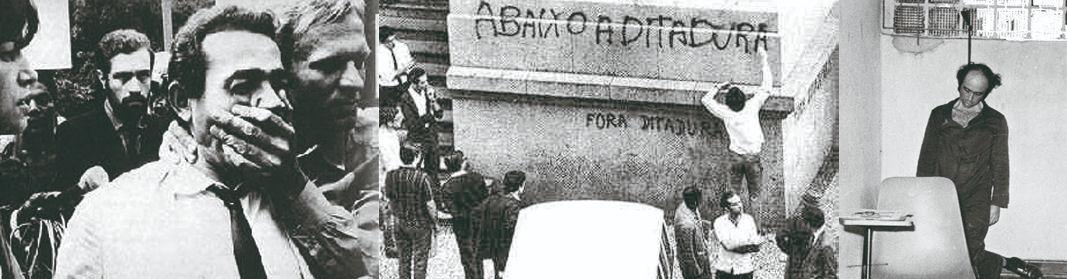 Não ao revisionismo histórico e ao retrocesso social, democrático e humano