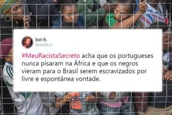 #MeuRacistaSecreto entrega no Twitter casos de racismo velado no Brasil