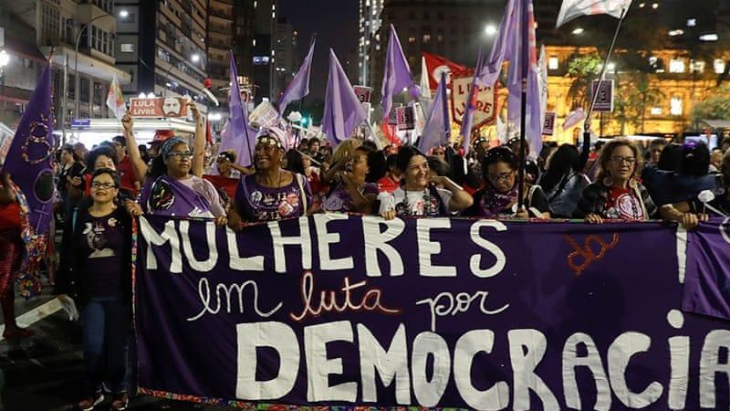 Eleições no Brasil: lutando para colocar os direitos das mulheres em primeiro plano