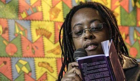 Escritora Cidinha da Silva (Foto: Elaine Campos)