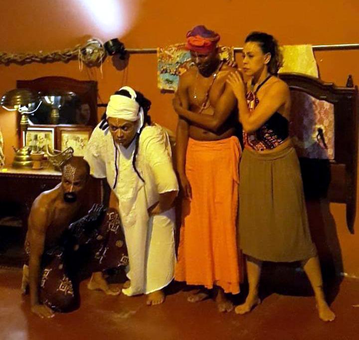 Folayan – Andar com Dignidade - Negro Sim, Negro Sou!