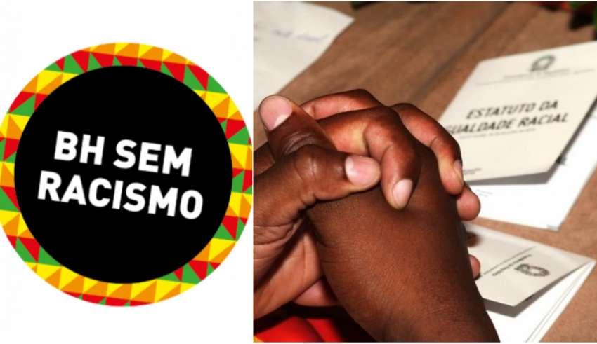 Prefeitura certificará com selo 'BH sem Racismo' instituições que promovam igualdade racial