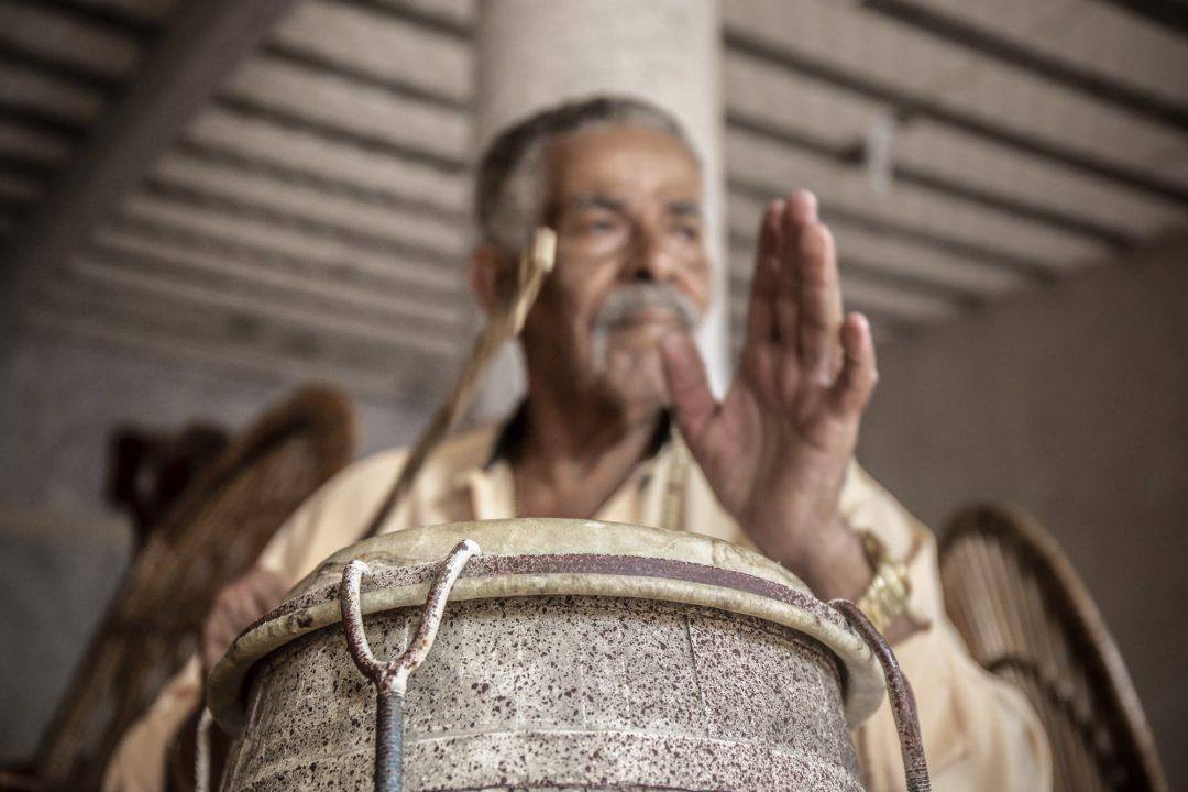 O mais antigo ogan do Brasil