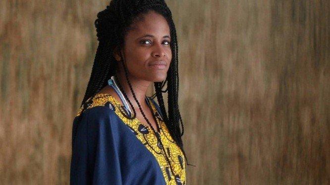 Djamila Ribeiro é autora do best-seller 'Quem tem medo do feminismo negro' Foto- Marcos Alves : Agência O Globo