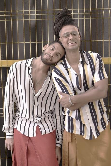 Drayson Menezzes e Orlando Caldeira