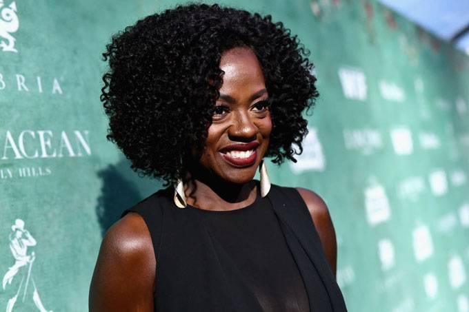 Viola Davis: atriz é conhecida por ser defensora do movimento negro e de causas sociais (Emma McIntyre/Getty Images)