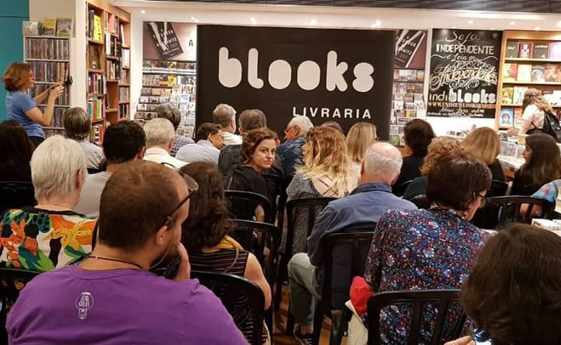 Blooks Livraria realiza seu primeiro ciclo 'Outras histórias do Brasil'