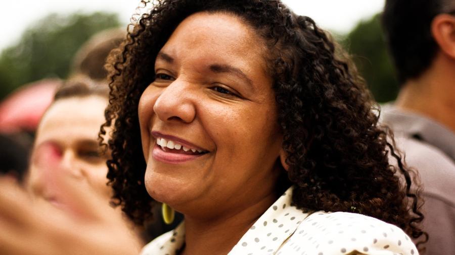 Deputada estadual eleita Renata Souza (PSOL) (Foto: Caio Oliveira/Divulgação)